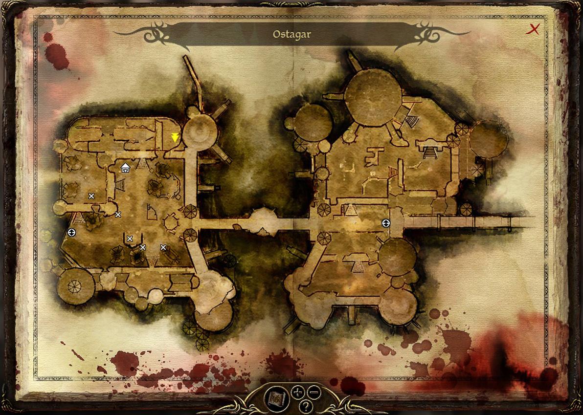 Dragon Age: Origins - Hilfreiche Übersichten on