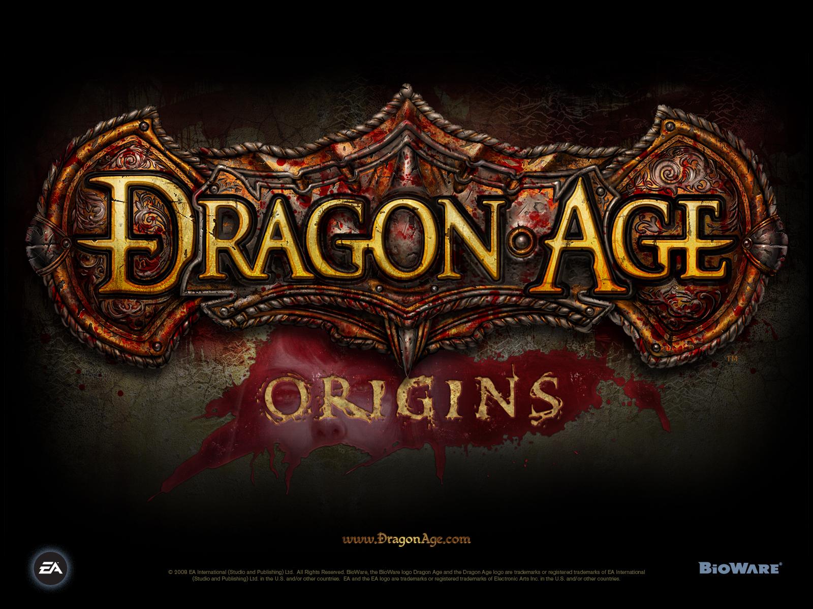 Dragon Age Origins, РПГ от известного гиганта игростроя BioWare, в