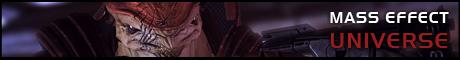 Mass Effect Universe