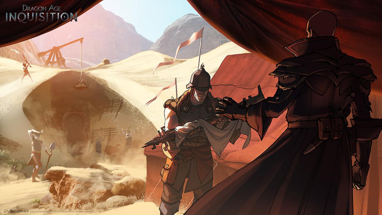 Dragon Age Die Deutschsprachige Community